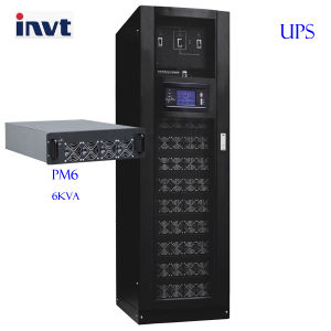 RM6-120kVA 208VAC American Standard 3 Phase Online UPS pictures & photos