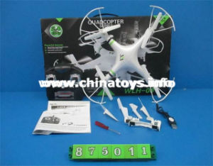 2.4G 4-Axis R/C Aircraft/6-Axis Gyro with Light& Camera Toy (875011) pictures & photos