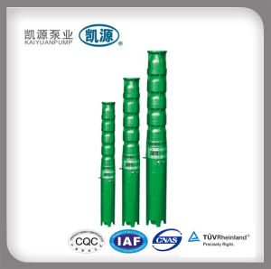 Qj Electric Deep Well Submersible Pump pictures & photos