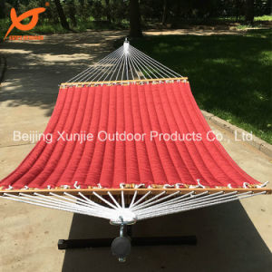 Swift Outdoor Garden Quilted Fabric Hammock pictures & photos