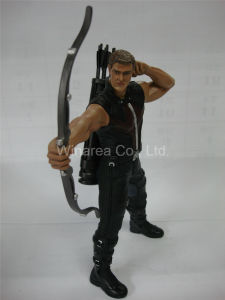 Customized The Avengers Statue with Resina 25cm pictures & photos
