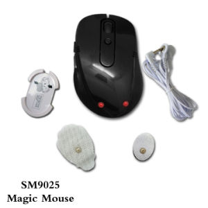 Handheld Magic Mouse Body Massager Sm9025