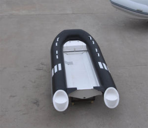Liya 2.7m Small Rib Boat (pontoon) PVC Inflatable Boat pictures & photos