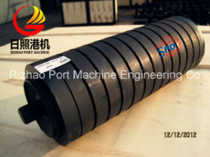 SPD Rubber Coated Conveyor Rollers, Impact Roller Idler (SPD-CR-0099) pictures & photos