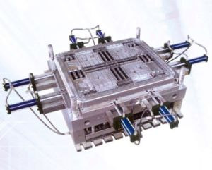 Used Mould Old Mould Tray Plastic Mould-Injection Mould