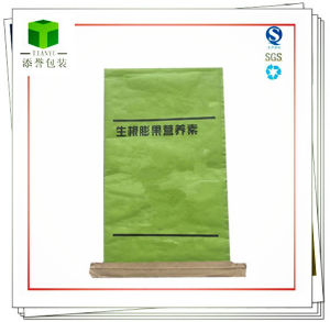 Customized Seam Bottom Paper Bag for Nutrient pictures & photos