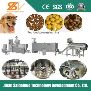 Fully Automatic Extrusion Pet Food Making Machines pictures & photos