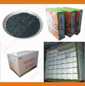 Soluble Humic Acid Powder, Humic Acid Organic Fertilizer pictures & photos