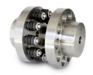 Elastic Pin Shaft Coupling (HL)