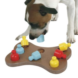 Wood Dog Training Supplies, Dog Toy (YT74095) pictures & photos