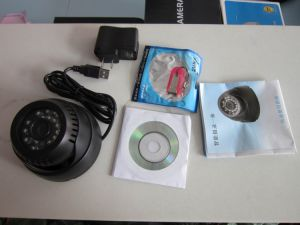 Smart TF Card Camera 0.3MP New Security Dome Camera (HX-TF001)