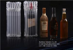 The Most Popular Wine Bottle Protective Inflatable Air Column Bag pictures & photos