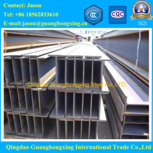 ASTM A283 C, Q235, Q195, Q345 Carbon Construction Steel Beam with High Quality