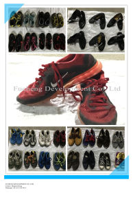 Warehouse Cheap Second Hand Shoes pictures & photos