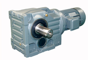 Helical Bevel Gear Reducer (the same size with SEW K type)