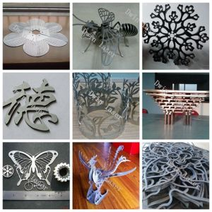 Hot Sale Stainless Steel Sheet Metal Fiber Laser Cutting Machine pictures & photos