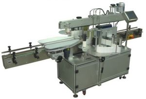 Automatic Adhesive Front and Back Labeling Machine pictures & photos