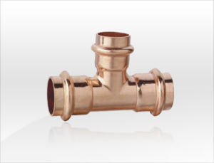 Copper Fittings With O-Rings