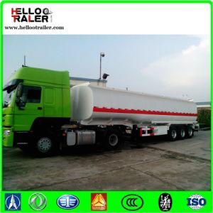 3 Axles Carbon Steel Tank 40000L Manufacturer pictures & photos