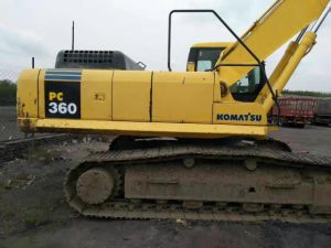 Used Komatsu PC360-7 Excavator, Used Mining Machinery Excavator pictures & photos