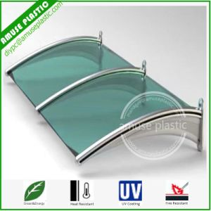 Green Metal Sunsetter Awnings Outdoor Canopy Aluminum DIY Awning Windows pictures & photos