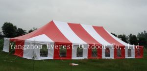 Chinese 30X60 Pole Tent pictures & photos
