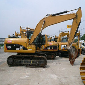 Used Excavator Cat 320d China Professional Supplier pictures & photos