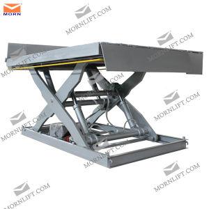 Heavy Duty Scissor Lifting Platform pictures & photos