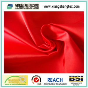 190t/210t/300t Semi-Dull Plain Polyester Taffeta pictures & photos