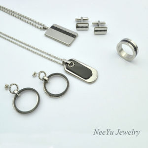 Newest Stainless Steel Fashion Jewelry Set