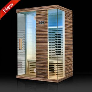 Wooden Bathroom Infrared Home Sauna (SF1I001) pictures & photos