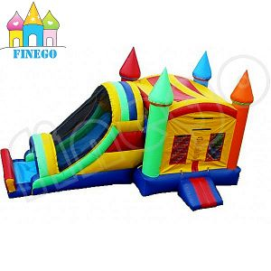 Inflatable Combo Jumping Castle Bouncy Castle Slide for Sale pictures & photos