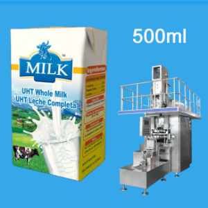 500ml Aseptic Carton Filling Machine Filler and Packing Sxb-1 pictures & photos