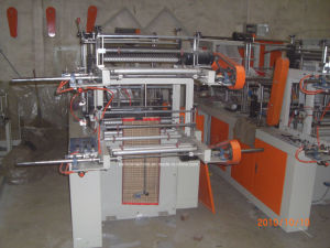Roll to Roll Perforated Garbage Bag Making Machine with Servo Motor Driven System pictures & photos