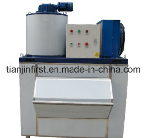 Factory Supply Air Cooled Flake Ice Machine pictures & photos