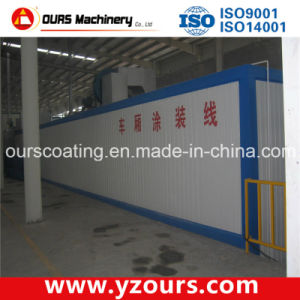 Electrophoretic Coating/ Painting Line and Machine pictures & photos