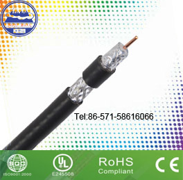Factory Price Rg11 CCTV/CATV/ Coaxial Cable with CE pictures & photos