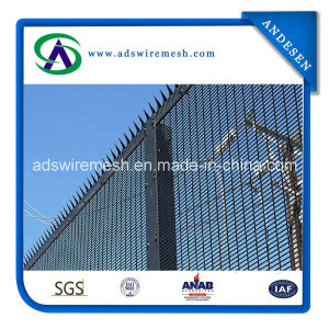 358 Prison Mesh Panel Fencing Systems pictures & photos