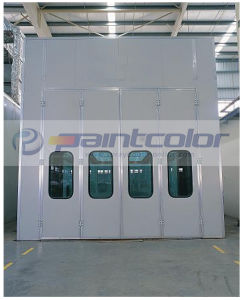 12m X 3m X 4m Paint Spray Booth pictures & photos