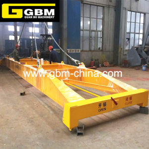 Manual Operation Container Spreader Semi Automatic Lifting Spreader Twist Lock pictures & photos