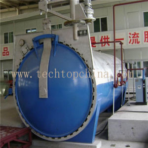 Steam Heating Rubber Rollers Vulcanizating Autoclave pictures & photos