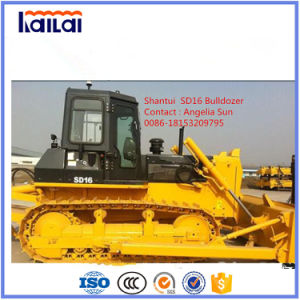 China Best Selling 160HP Shantui Bulldozer SD16 Mini Dozer pictures & photos