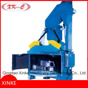 Strengthening Rotary Table Type Shot Blasting Machine Q3512 pictures & photos