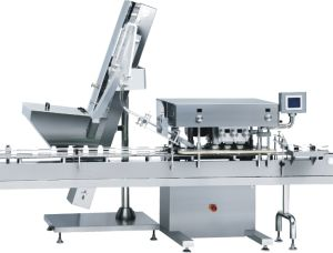 Xgj-120 Automatic Capping Machine pictures & photos
