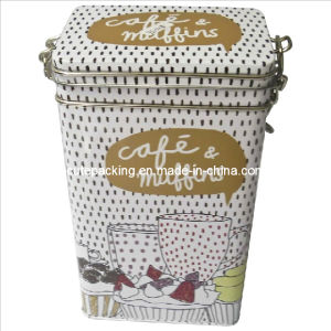 FDA Approved Coffee Tin Box (CT05)