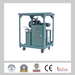 Zj Full-Automatic Vacuum Pumping System with Precision Filter for Transformerot Oil Under Vacuum pictures & photos