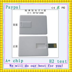 Promotion USB Business Card Credit Card USB Flash Drive Gc-C001) pictures & photos