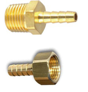 """1/4"""" NPT Pneumatic Fitting for PU Tube pictures & photos"""