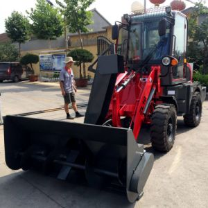 Caise 1 Ton Ce Approved Multifunction Small Compact Wheel Loader pictures & photos