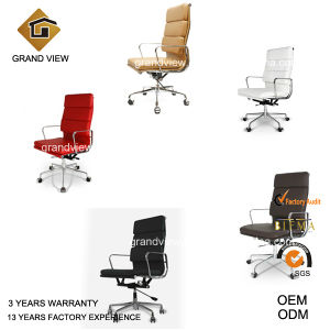 High Quality Colorful Boss Eames Office Leather Chairs (GV-EA219) pictures & photos